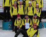 Fischer Ski klub Šumava Vimperk má nejlepší dorostenecký tým běžců na lyžích v ČR