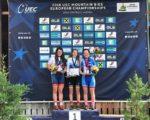 Tereza Sásková bronzová na mistrovství Evropy horských kol