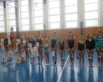 Gymnastika: Mikulášský pohár  – Sezimovo Ústí 1.12.2018