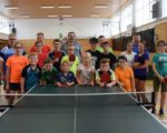 Mezinárodní letní soustředění ve stolním tenise ve Vimperku 2020